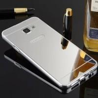 Bumper ALUMINIUM Mirror Samsung Galaxy A310 A510 A3 A5 2016 HARD CASE