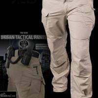 Celana Panjang Blackhawk Pria Tactical Outdoor Cream