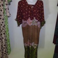 daster kelelawar serut cap batik jumbo