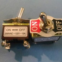 TOGLE SWITCH ON OFF 15 A