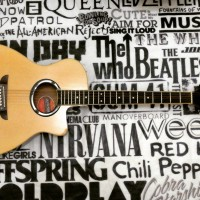 Gitar Akustik Elektrik Yamaha Apx500 Natural