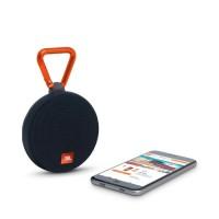 JBL CLIP 2 Bluetooth Wireless Speaker - Hitam
