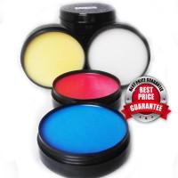 Pomade Beeswax Oil based non Label Murah Pot plastik 100gr