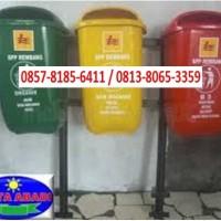 Distri butor Tempat sampah fiberglass / Tempat sampah B3