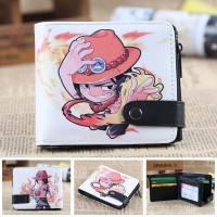 Dompet anime one piece ace chibi