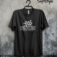 KAOS RACING FINISH LINE KAOS BALAP ROAD RACE DRAGBIKE