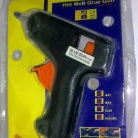 Lem Tembak Glue Gun Lengket Alat Bakar Leleh Stick Listrik Murah