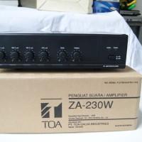 Amplifier TOA ZA230W