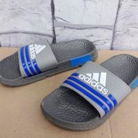 Sandal Adidas Adipower Silver (sandal jepit,sandal murah,diskon