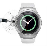 Tempered Glass Screen Protector for Samsung Gear S2 Smart Wrist Watch
