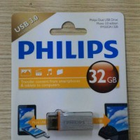 Flashdisk Philips 32GB OTG/ dual drive Andorid