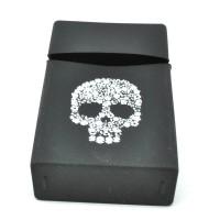 Cover Kotak Rokok Silicone Motif Skull