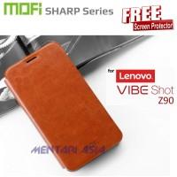 Flipcover Lenovo VIBE SHOT Z90 : MOFI Sharp Series ( + Berkualitas