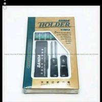 1set sanda holder SD -125 pipa rokok filter rokok/ filter