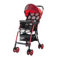 Kereta dorong bayi/Stroller Aprica Magical Air s Plus Red, Navy, Blue