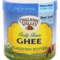 Organic Valley Purity Farms Ghee Clarified Butter 368g / ghee butter