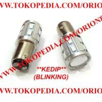 LAMPU REM / BRAKE CREE + SMD 5630 EXTREME KEDIP!! (BAYO)