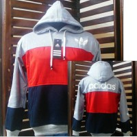 Jaket Parasut Adidas/ Running/Jaket outdoor/Sweater