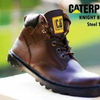 promo murah sepatu caterpillar boots kode s 01 knight stell toe