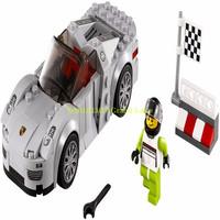 LEGO 75910 SPEED CHAMPION PORSCHE 918 DISKONNYA GEDE BANGET 1107
