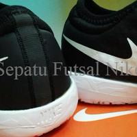 Sepatu Futsal Nike Elastico Finale III Black Rainbow