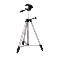 Weifeng Portable Lightweight Tripod Stand 3-Section Aluminium Legs