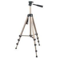 Weifeng Portable Lightweight Tripod Stand 4-Section Aluminium Legs