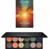 SLEEK I-Divine Eyeshadow Palette - On the Horizon