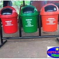 macam-macam Tempat sampah fiber / Tempat sampah B3