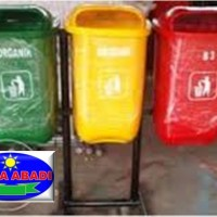Produk Tempat sampah B3 / Tempat sampah fiber