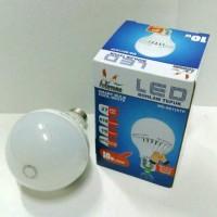 Lampu LED Sensor Tepuk 10W / Bohlam LED Sensor Suara 10 Bagus