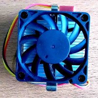 Fan processor Intel Atom 6x6 cm; CPU COOLER; socket LGA