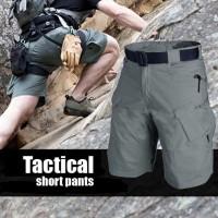 Celana Tactical Blackhawk Outdoor Pendek Warna Abu dan cream
