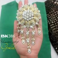 BROS KEBAYA KUTU BARU KODE : BK386 (Gold)