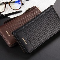 DOMPET COWOK BAELLERY SINGLE ZIPPER