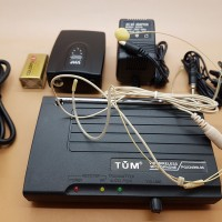 TUM PGX24 / WL94 wirelles microphone system / Mic wireless