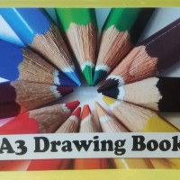 Buku Gambar A3 Kiky