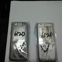 Casing / Kesing Fullset / Full Set Nokia 6120C 6120 C Cl Limited