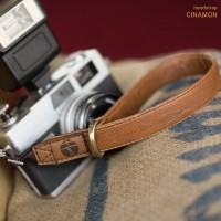 Camera Hand Strap Cinamon