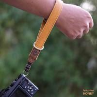 Camera Hand Strap Honey