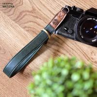 Camera Hand Strap Matcha