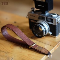Camera Hand Strap Choco
