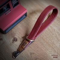 Camera Hand Strap Wine