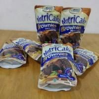 Nutricake Nutri Cake Brownies