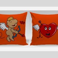 Bantal Sofa / Bantal Couple - Cupid