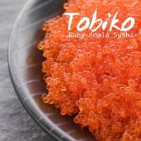 Tobiko | Telur Ikan SHARE SIZE 100gram