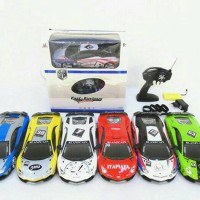 RC DRIFT CAR LAMBORGHINI (MAINAN MOBIL RC DRIFT)