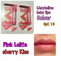 Maybeline Baby Lips Colour / Lip Balm