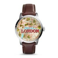 Fossil FS 5018 London Limited Edition Watch - J117 Jam Tangan Original