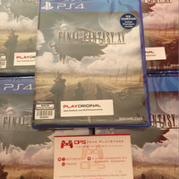 BD PS4 Final Fantasy XV PO